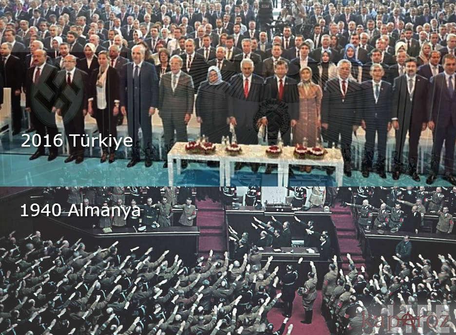 1940-Almanya-2016-Turkiye-Fasizm