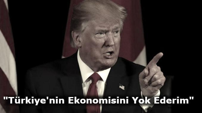 Erdogan Trump A Haddini Bildirdi Ben Varken Turkiye